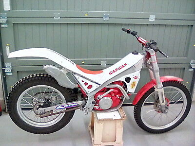 Gas Gas Contact 1993 T32 250  Motor cycle Trials Bike