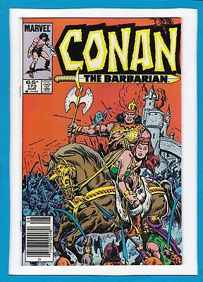 "Conan The Barbarian #173_August 1985_Very Fine+_""honor Among Thieves""!"