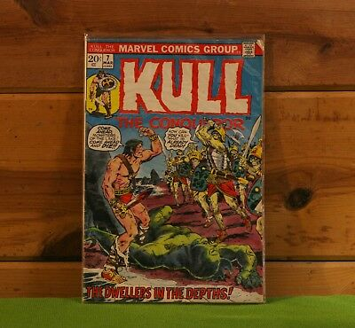 Kull - The Conqueror #7 - 1973 - Marvel *buy 1 Comic Get 1 Comic Free*