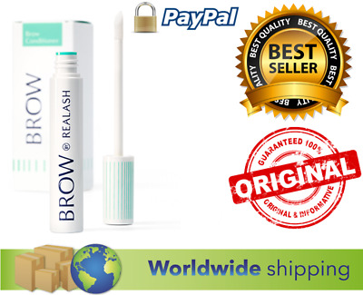 BROW by REALASH / ORPHICA ENHANCER CONDITIONER FOR EYEBROWS GROWTH LIQUID 4 ml