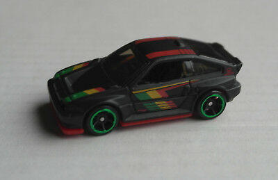Hot Wheels 1985 Honda CR-X mattschwarz Multipack Exclusive PKW Sportcoupe HW ´85