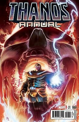 Thanos #1 Annual Variant (2018 Marvel Comics) NM Shaw Cates Deodato