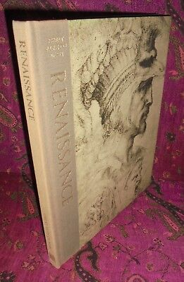Renaissance-Great Ages Of Man Series-Time Life Books-Illustd