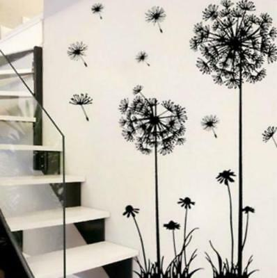 Removable Art Vinyl DIY Dandelion Wall Sticker Decal Mural Home Room Decor FM