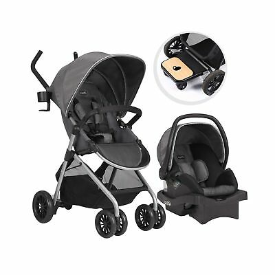 Evenflo Sibby Travel System, Highline Gray Travel System only