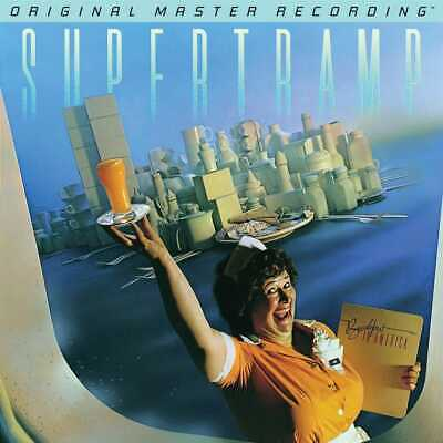 Supertramp - Breakfast In America MoFi Vinyl LP 180g Numbered Edition 2018