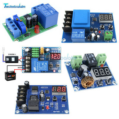 12V/24V/36V 6-60V Battery Charging Control Board Charger Power Supply Module