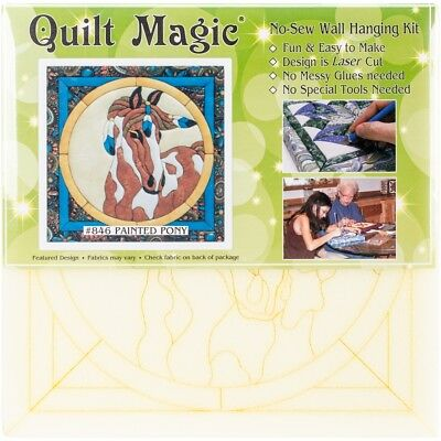 Painted Pony Quilt Magic Kit-painted Pony
