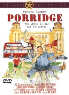 Porridge The Movie (Ronnie Barker, Richard Beckinsale) New Region 2 DVD