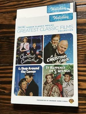 TCM Greatest Classic Films Collection: Holiday (Christmas in Connecticut / A C..