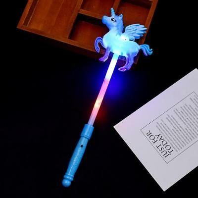 LED Light Shape Fairy Wand Stick Flashing Concert Cheering Props Toys