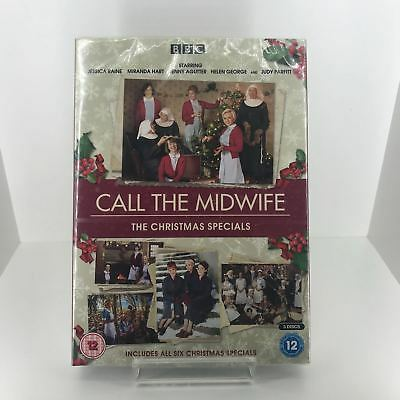 Call The Midwife: The Christmas Specials DVD - New & Sealed Fast & Free Delivery