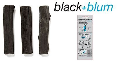 Black + Blum Replacement Charcoal Filter for Eau Water Bottles or Carafe Black