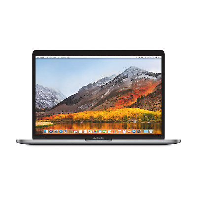 "Apple MacBook Pro 13,3"" Retina 2017 i5 2,3/8/256 GB IIP640 Space Grau MPXT2D/A"