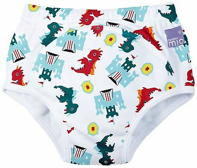 Bambino Mio POTTY TRAINING PANTS - DRAGON'S DUNGEON - 36M+ Baby Changing BN