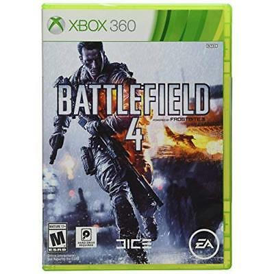 Battlefield 4 For Xbox 360 Shooter Brand New 8E