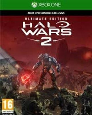 Xbox One Game Halo Wars 2 - Ultimate Edition New