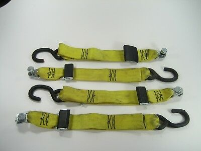 BRUNO JOEY VSL 4000HW Chair Lift ~ REPAIR PART ~ Four (4) Tie Down Straps    $49.95 | PicClick
