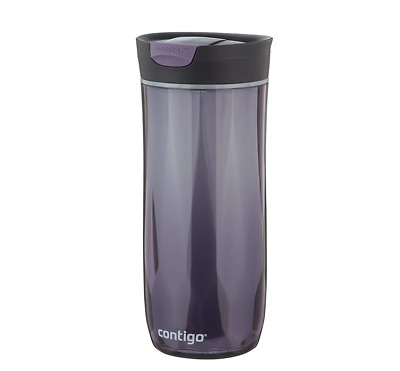 Contigo Byron Snapseal Travel Mug Water Bottle Sale Violet 16 Oz