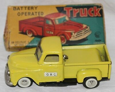 ATC Asahitoy Pickup-Truck 505/154 Made in Japan 50er Jahre