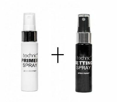 Technic Face Primer and Setting Spray Makeup Fixer Foundation Base Spray - *HQ*