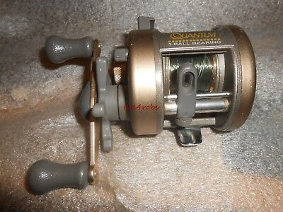 Quantum Iron IR3 Baitcasting Fishing Reel