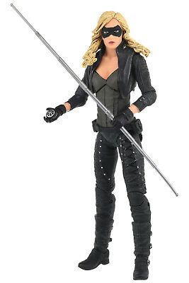 DC Collectibles Comics Arrow TV Show Series CANARY Complete Action Figure 2014