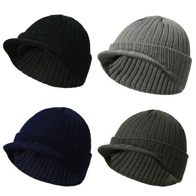 79231be5239 New Cool Wool Hat Army Watch Jeep Ski Knitted Cap Peaked Beanie Headwear Hot
