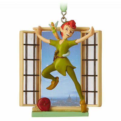 Disney's Peter Pan 65th Anniversary Limited Edition Ornament, NEW