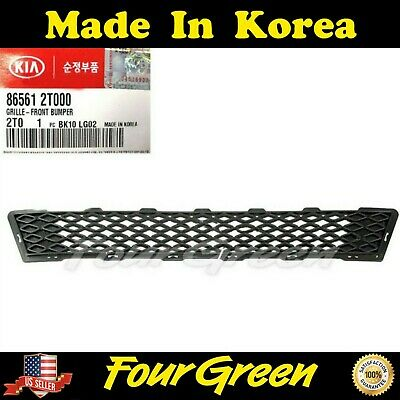 Grille Front Bumper for Kia 2011-2013 Optima 2.0L 2.4L