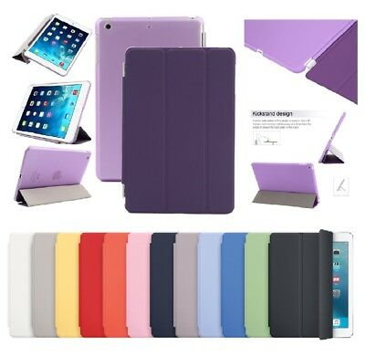 Smart Stand Magnetic Case Cover Apple New iPad 6 Generation 2018, 5th 2017 9.7""