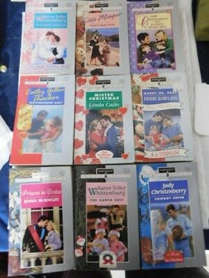 Harlequin Book  Lots  Paperback Love Romance