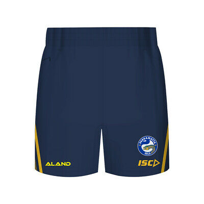 2018 Parramatta Eels Mens Training Shorts