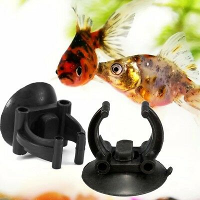 3 X AQUARIUM HEATER CLIPS And SUCKERS Suction Cups For Fish Tank Thermostat