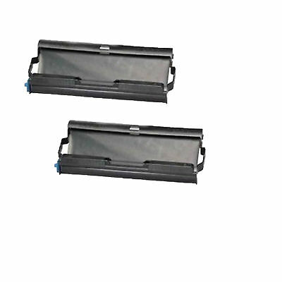 2PK Compatible PC-501 Fax Ttr Cartridge for Brother Fax 575 (Pack of 2)