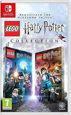 NEW & SEALED! Lego Harry Potter Collection Nintendo Switch Game