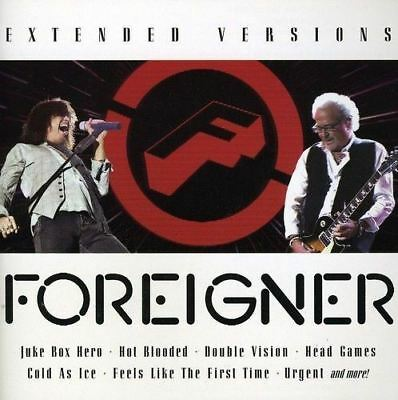 Foreigner - Extended Versions Nous Allons