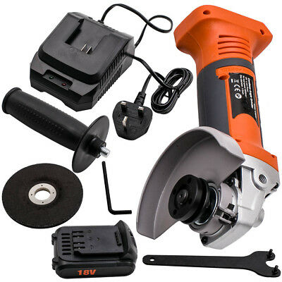 """HEAVY DUTY SILVERLINE 800W 4.5"""" 115MM ELECTRIC ANGLE GRINDER Kits Assembly"""
