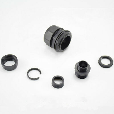 Nylon Cable Glands for Flexible Conduit 16-50 MM Plastic Adapter Connector