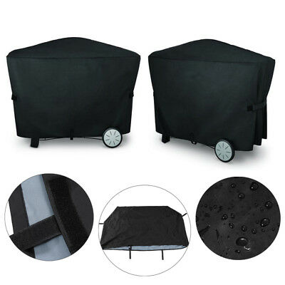 BBQ Grill Full Cover For Weber Q3000 Q2000 Outdoor Waterproof Protector