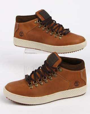 TIMBERLAND CITYROAM ALPINE Chukka Boots in Brown Aerocore cupsole shoes