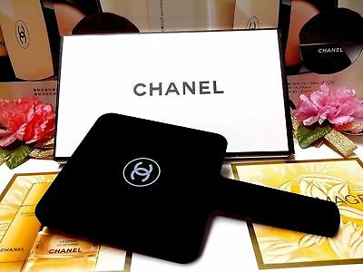 CHANEL Beauty Gift Makeup Mirror LARGE Size 22 x 12 cm matte finish WITH BOX P/F