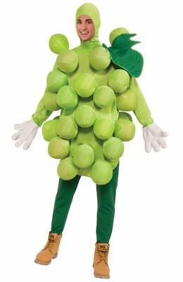 Green Grapes Adult Costume One Size Fits Most