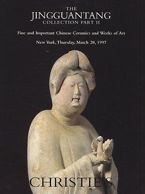 CHINA: IMPORTANT CERAMICS & ART - Christie's N.Y. 1997 + results