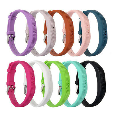 Soft Replacement Silicone Sports Band Strap for Fitbit Flex 2 Activity Tracker