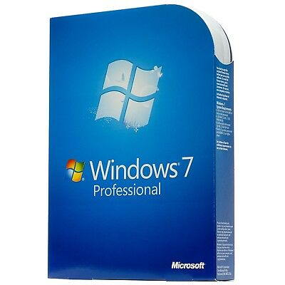 WINDOWS 7 Professional 32/64 BIT Licenza Digitale Product Key - Fatturabile
