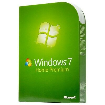 WINDOWS 7 Home Premium 32/64 BIT Licenza Digitale Product Key - Fatturabile