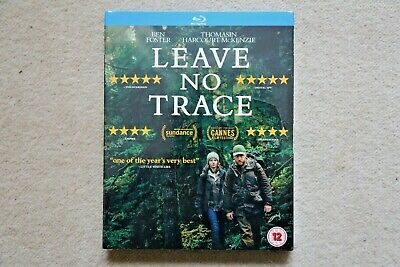 Blu-Ray Leave No Trace    Brand New Sealed Uk Stock