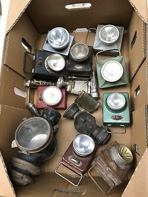 Lot Lampes Ancienne