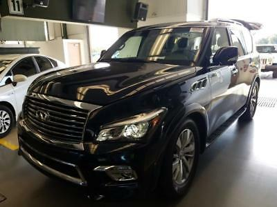 2017 Infiniti QX80  Pre-owned Beautiful 2017 Infiniti qx80